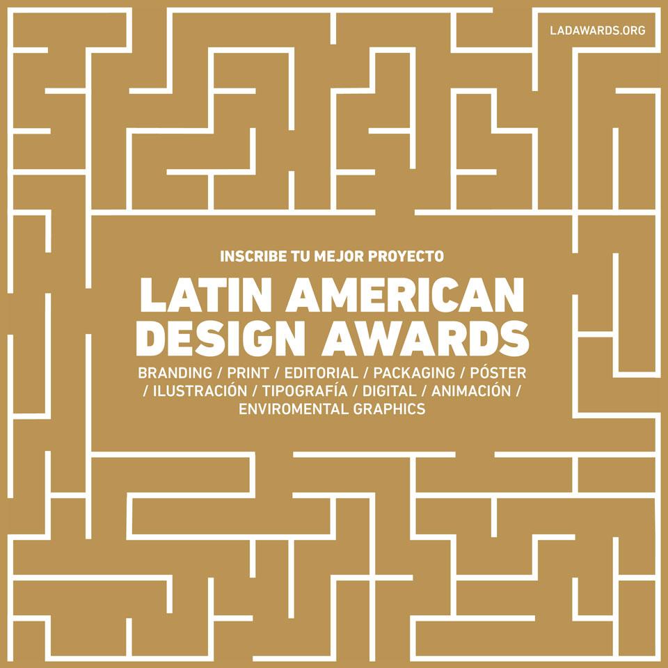 LAD Awards, los nuevos premios de diseño latinoamericano - inscripciones