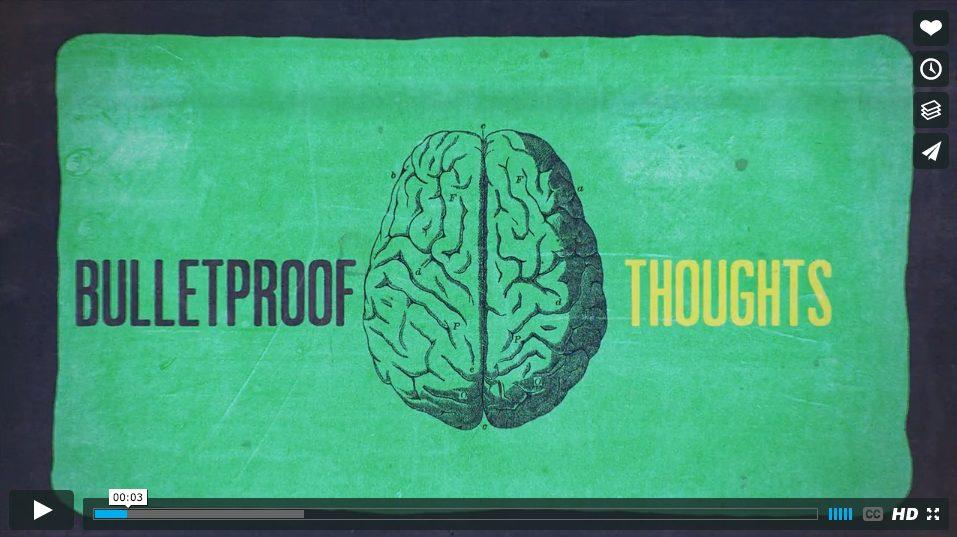 'Bulletproof Thoughts' de Antoni Sendra