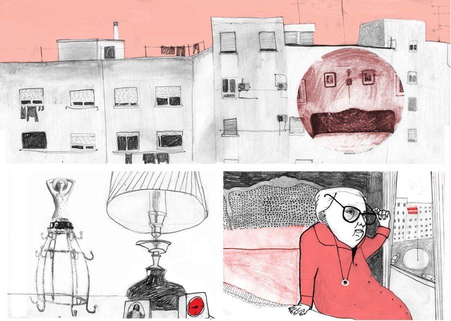 ¿Cómo ilustrarías la esencia de un lugar? Esta es la propuesta de Ana Penyas - 7