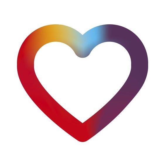 La fiebre del degradado multicolor también llega al logo de Unidos Podemos - 3