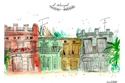 'Valencia Se Ilustra', la ciudad a ojos de los ilustradores