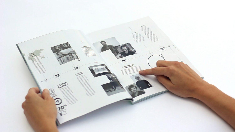 ¡Ya a la venta! El Negocio del Diseño, segundo número de la revista Gràffica
