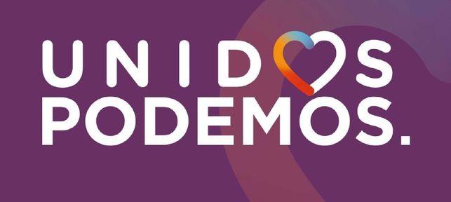 La fiebre del degradado multicolor también llega al logo de Unidos Podemos - 1