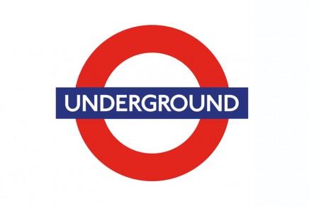 Tras más de 100 años de historia cambian la tipografía del logo de London Underground