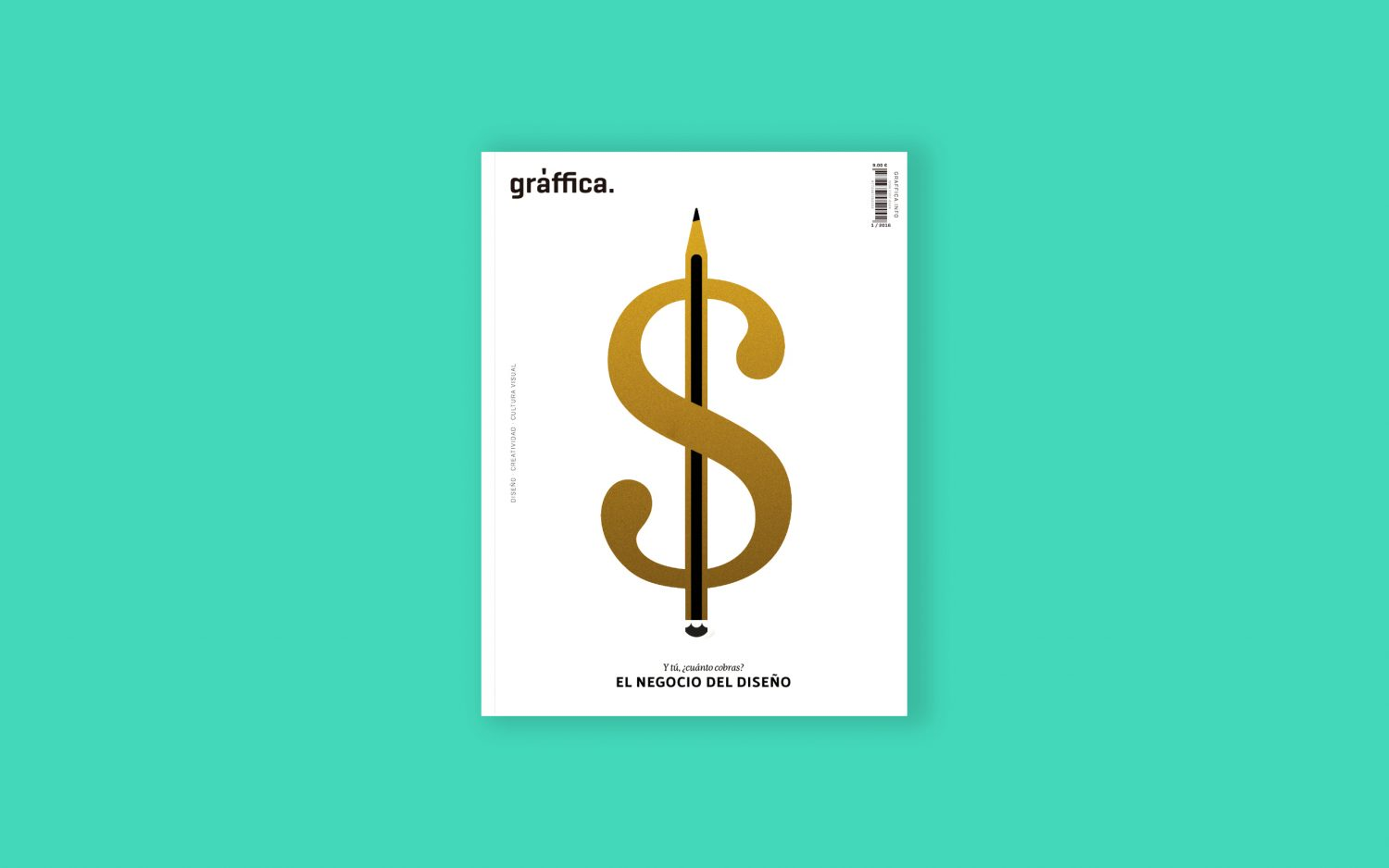 El segundo número de la revista Gràffica ya está a la venta