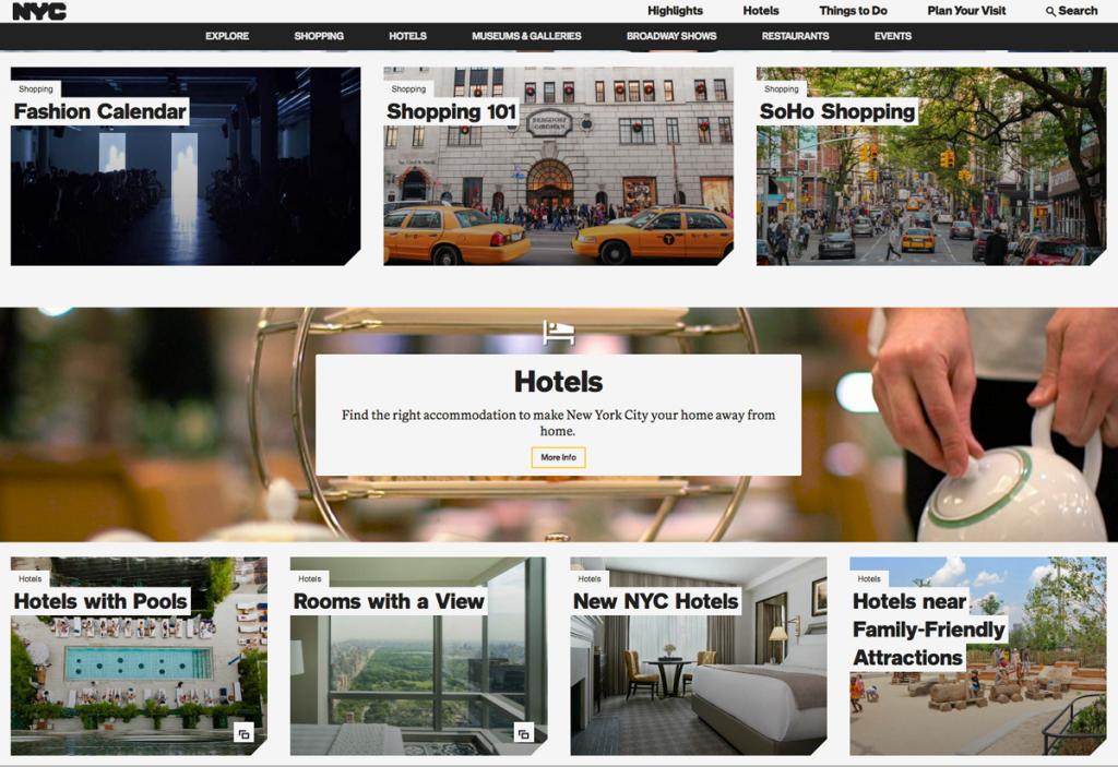 Rebranding de NYCgo; NYC & Company estrena nueva imagen de marca - 5