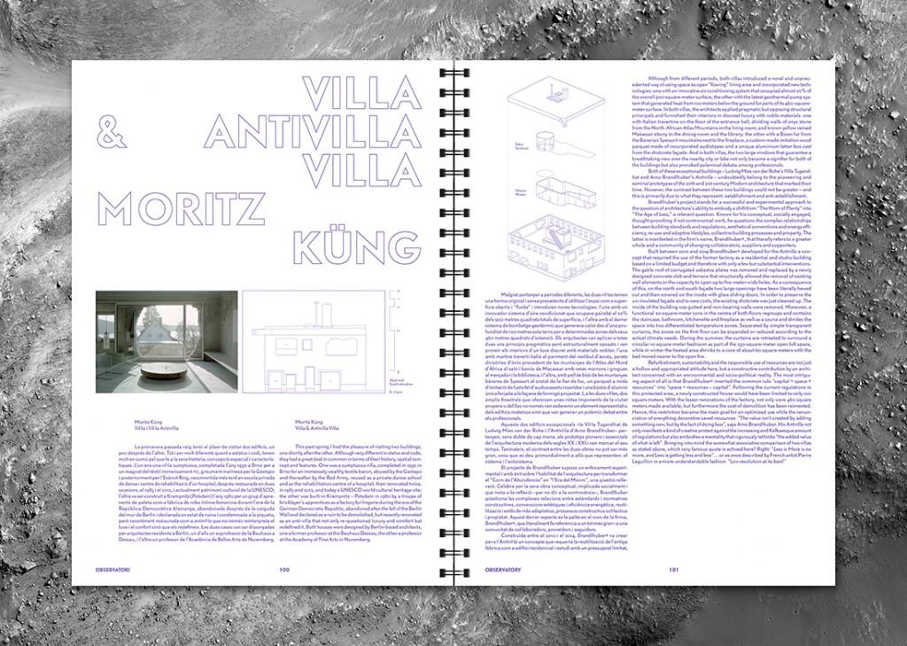 Two Points: «Una revista tiene que transmitir su carácter temporal» - 6