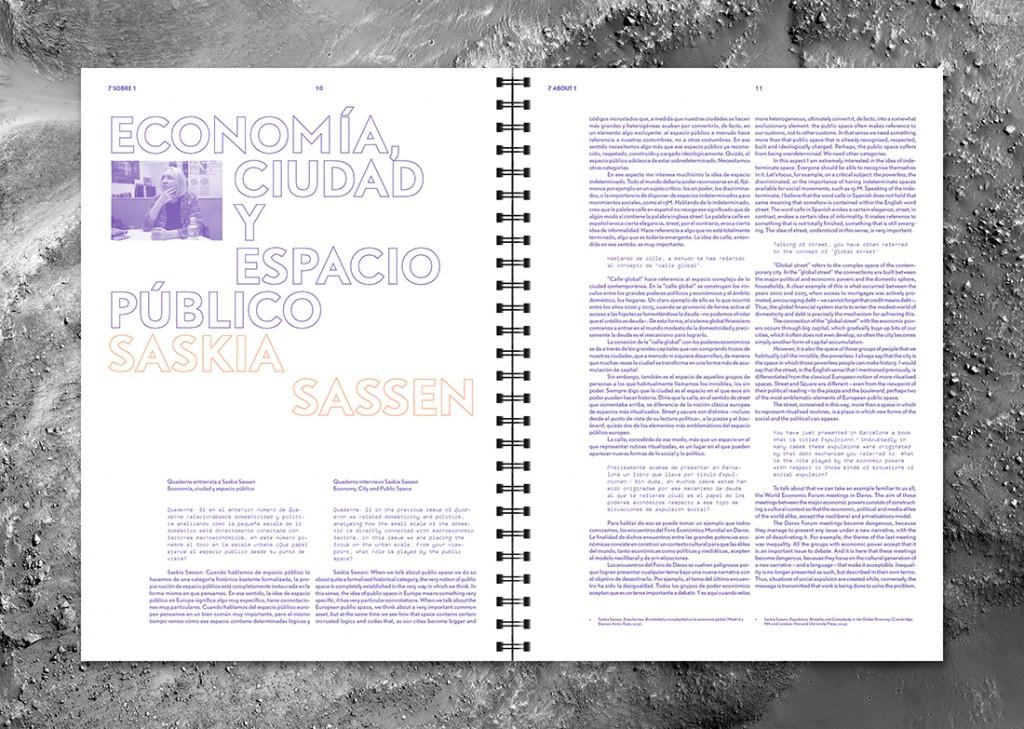 Two Points: «Una revista tiene que transmitir su carácter temporal» - 13