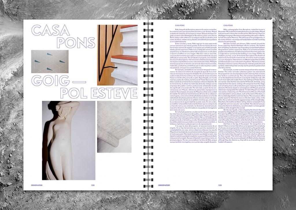 Two Points: «Una revista tiene que transmitir su carácter temporal» - 3
