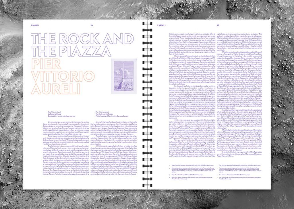 Two Points: «Una revista tiene que transmitir su carácter temporal» - 12