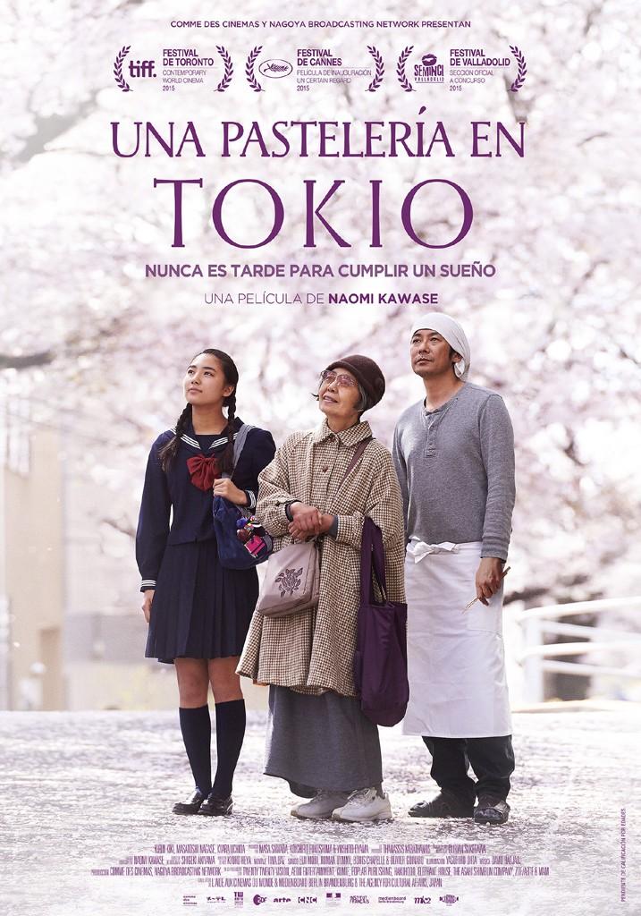 'Una pastelería en Tokio'