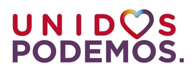 La fiebre del degradado multicolor también llega al logo de Unidos Podemos - 2