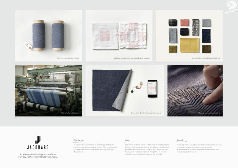 Grand Prix – Product Design: Jacquard por Google Creative LAB