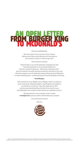 Grand Prix – Print and Publishing: McWhopper por Y&R NZ