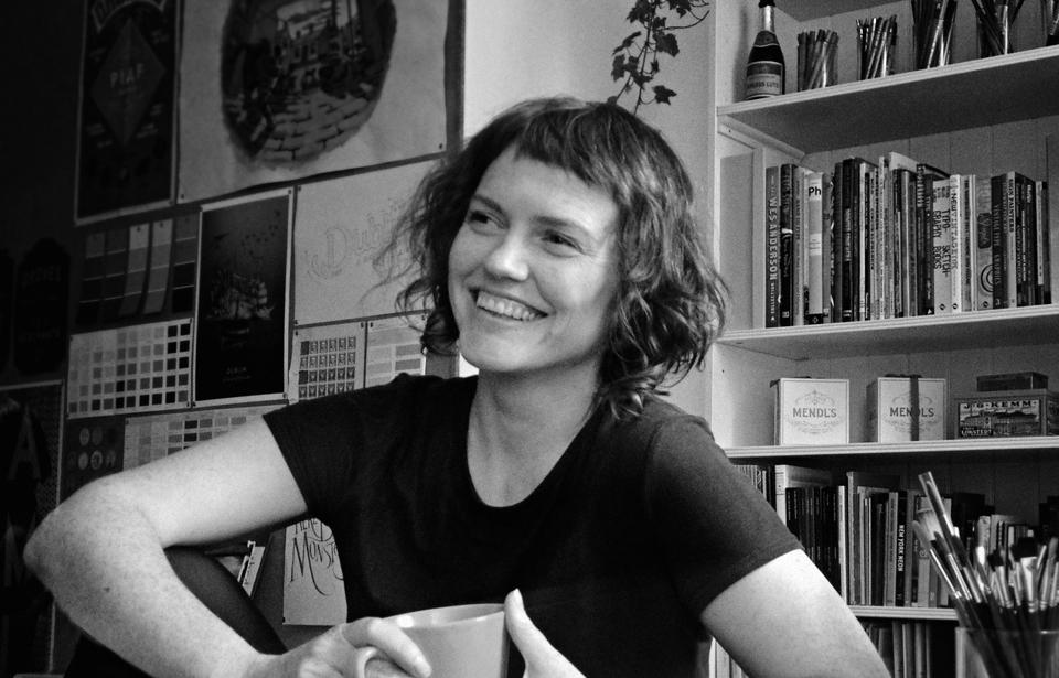 «Mi salario está regulado por el sindicato del cine» Annie Atkins, diseñadora en Gran Hotel Budapest