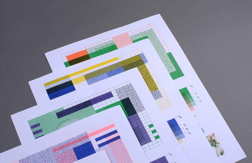 La perfecta imperfección de la risografía en The Imperfection Booklets - 17