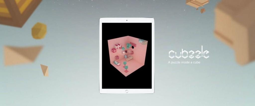 ipad cubzzle