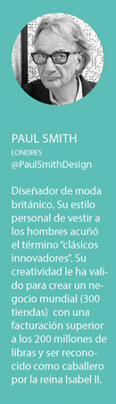 Paul Smith perfil