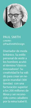 Paul Smith perfil