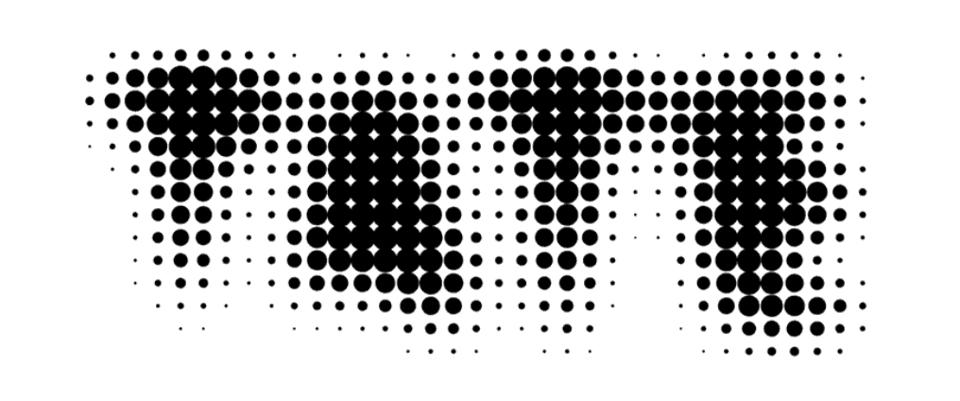 rediseño de la marca de Tate por North - logo fondo blanco
