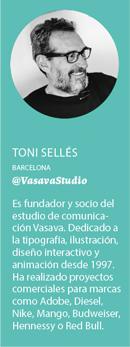 Toni Sellés: «Un diseño para una compañía tipo Nike está sobre los 2.000 €» - 2