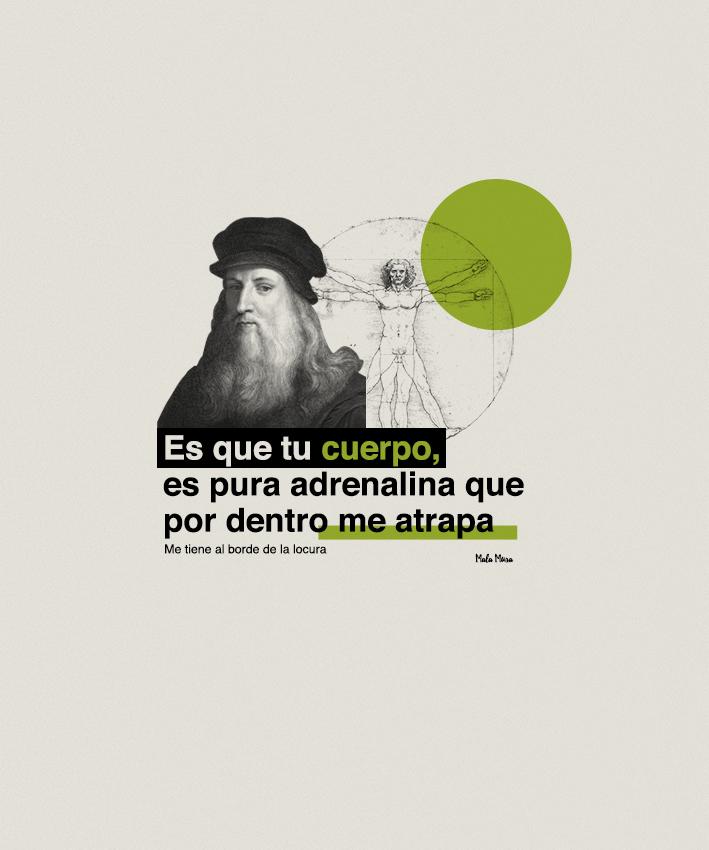 Da Vinci feat Ricky Martin.