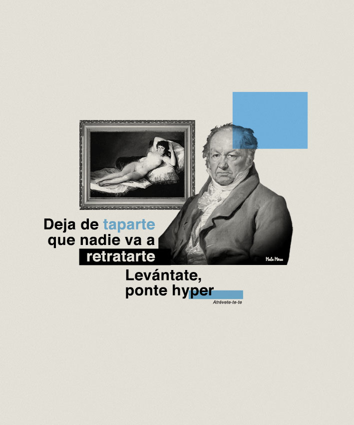 Goya feat Calle 13.