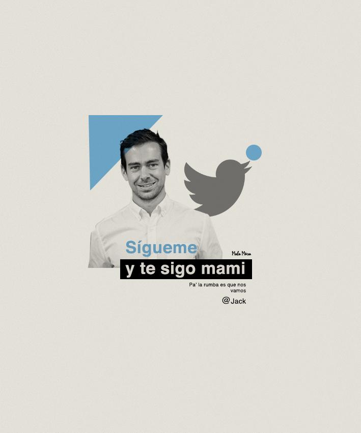 @Jack CEO de Twitter feat Daddy Yankee,