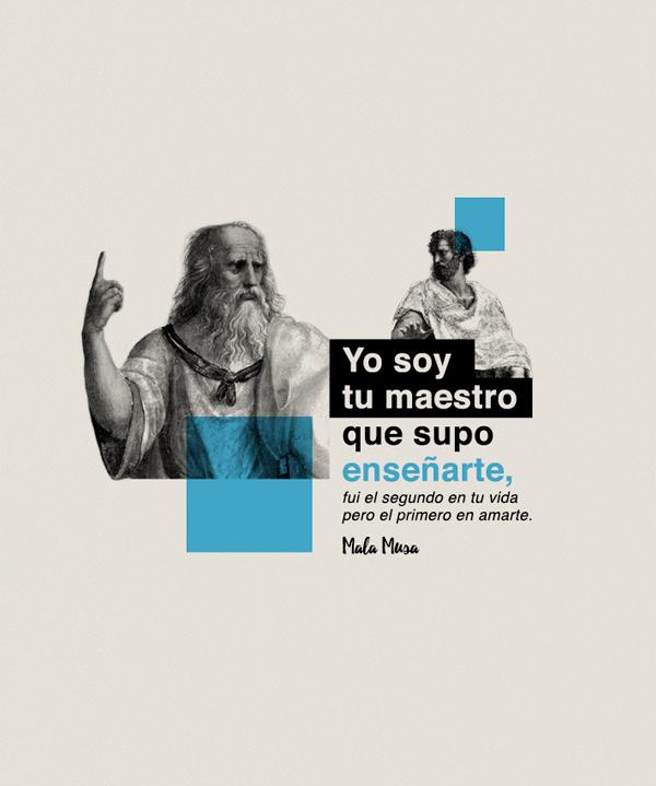 Platón y Aristóteles feat Pesadilla.