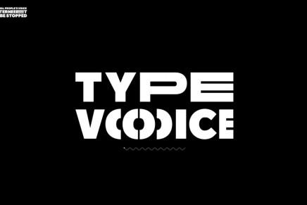 ¿Cómo sería tu voz en tipografía? Compruébalo con Type Voice
