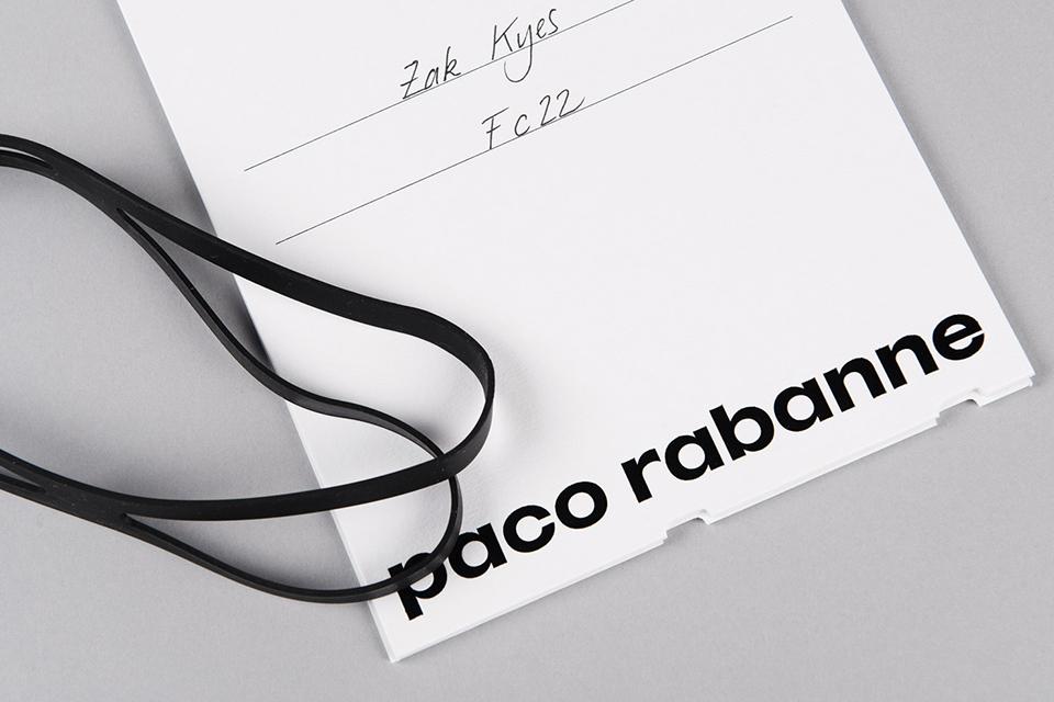 00-Paco-Rabanne-Branding-Logo-Print-Invitations-Zak-Group-BPO