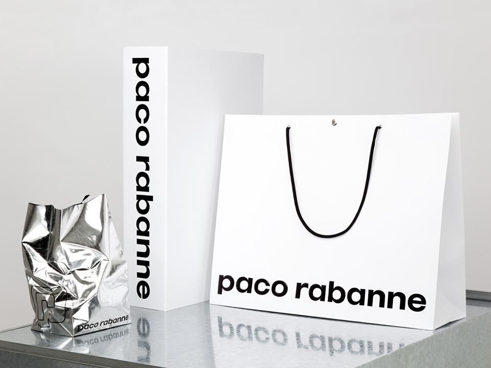 06-Paco-Rabanne-Branding-Logo-Print-Bags-Zak-Group-BPO