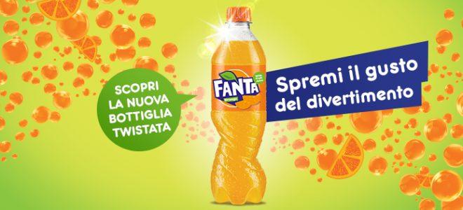 nuevo rediseño logo Fanta