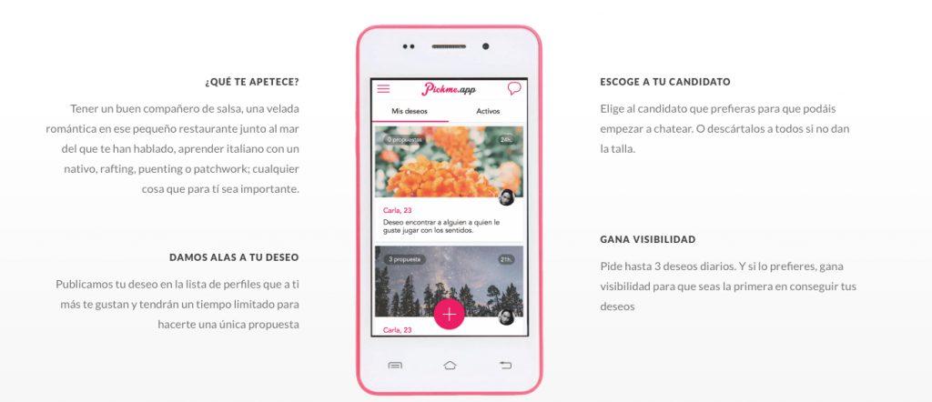 Pickmeapp: de proyecto final de máster a aplicación que hace los deseos realidad - 4