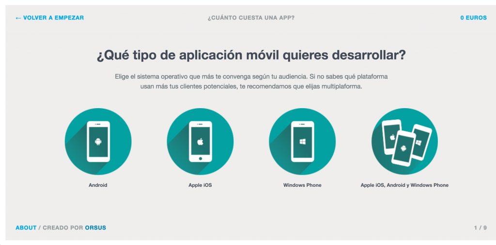 Calcula cuánto valdría diseñar una app- 2
