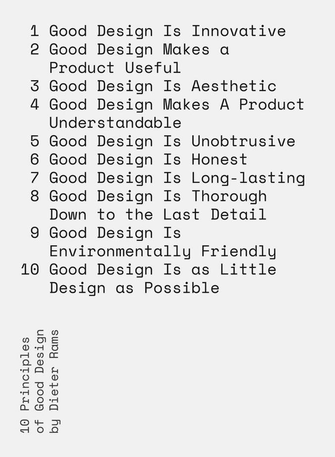 10 principios del buen diseñador 1