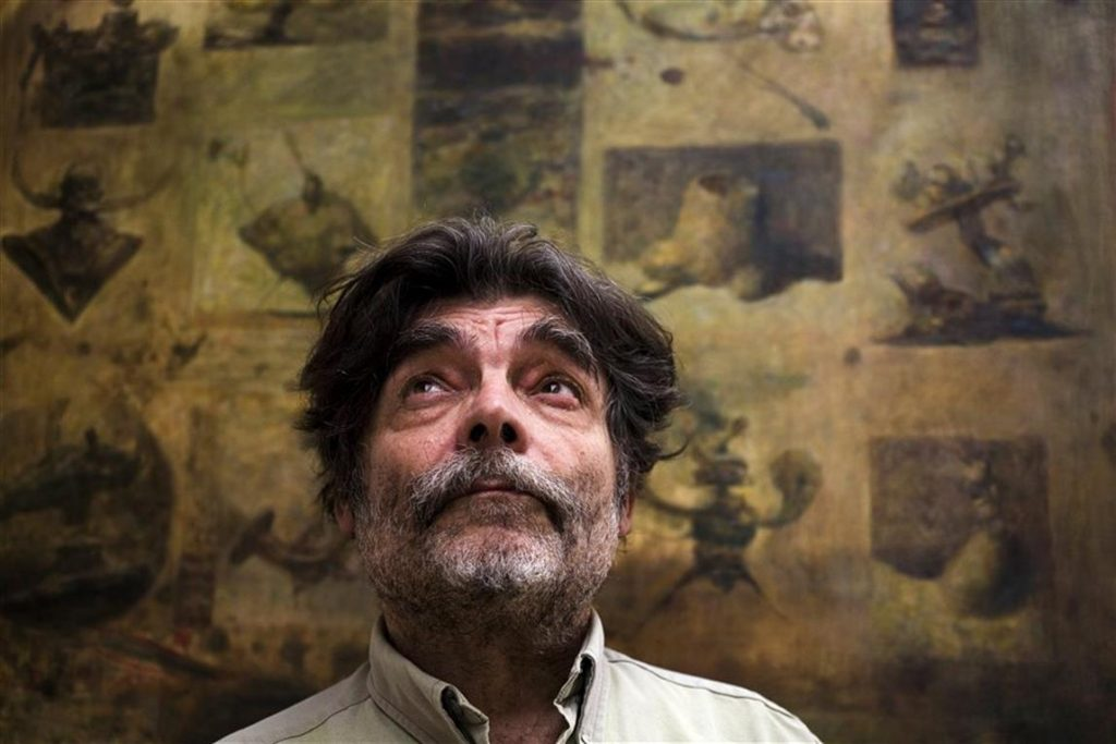 Carlos Nine, ilustrador argentino 1
