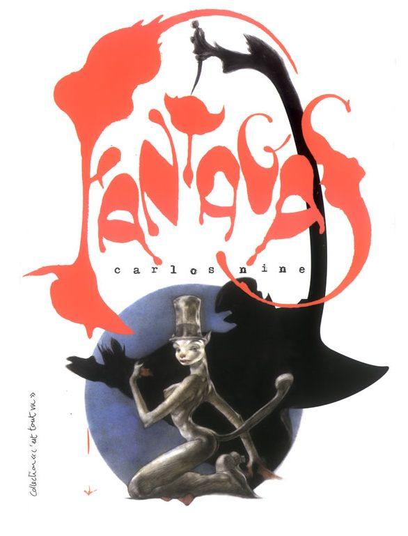 Fantaga, de Carlos Nine 1