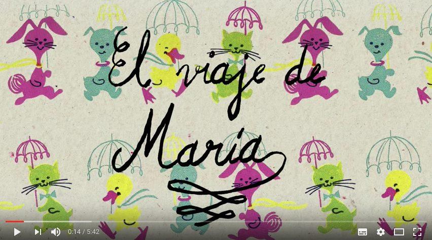 El viaje de María, por Miguel Gallardo