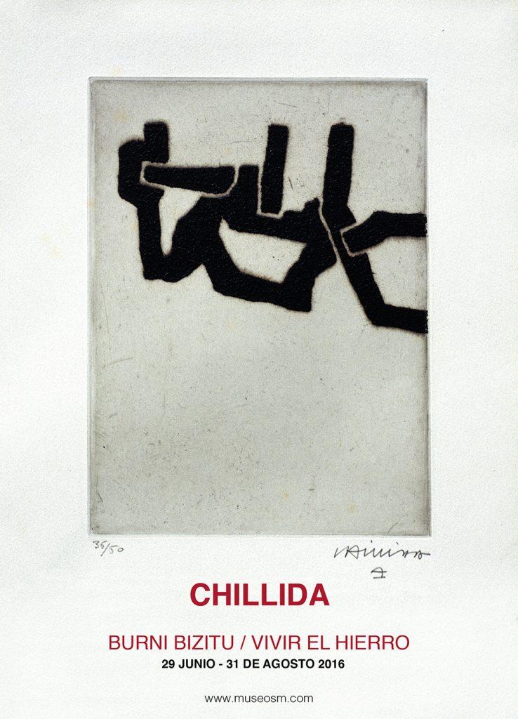 'Vivir el hierro' de Eduardo Chillida