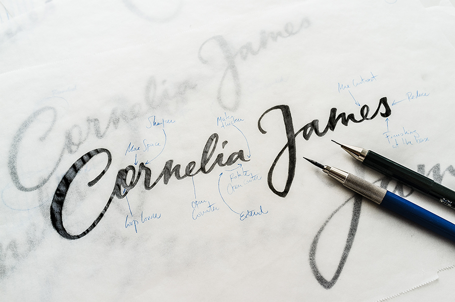 Proceso de Cornelia James 1