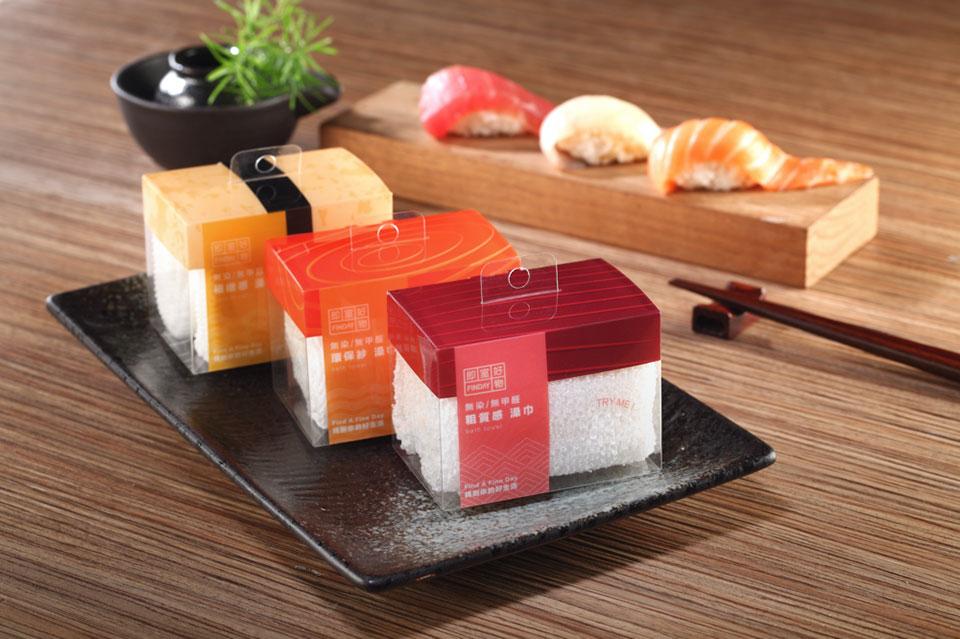 El-packaging-que-convierte-toallas-en-sushi-1
