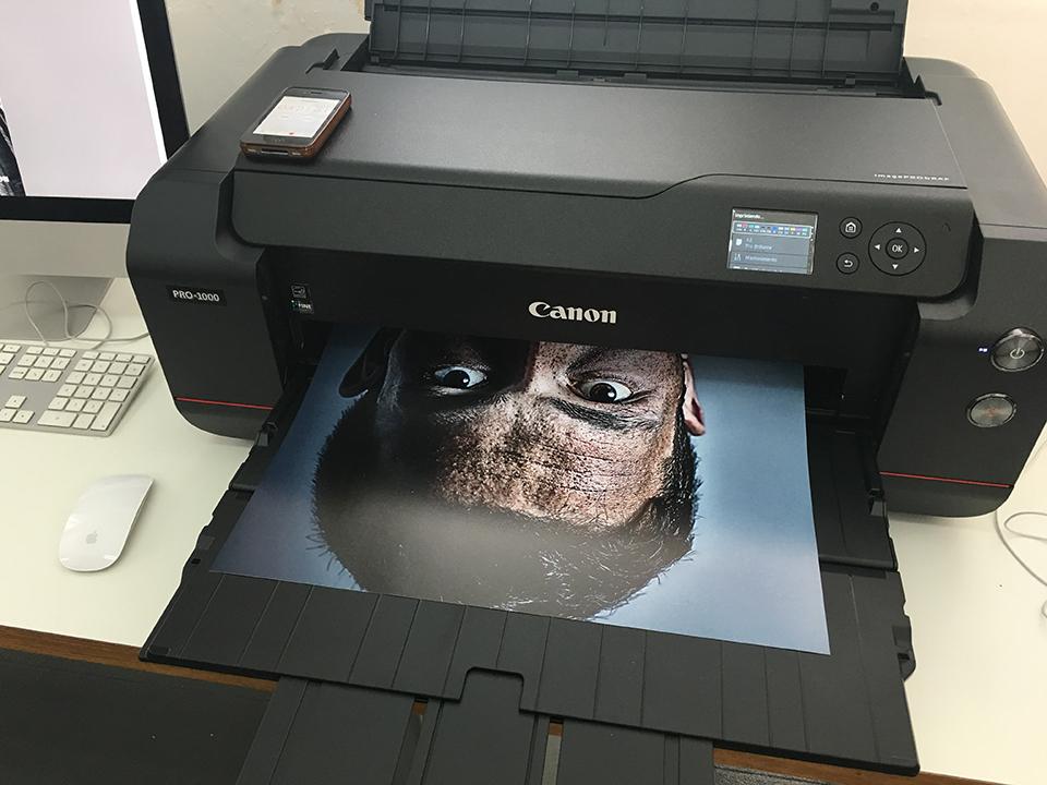 Canon imagePROGRAF PRO-1000, la impresora de los fotógrafos… ¿y los diseñadores?