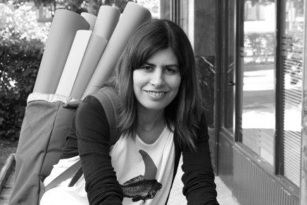 «Soy freelance y en España no hay facilidades para los autónomos», Noelia Lozano