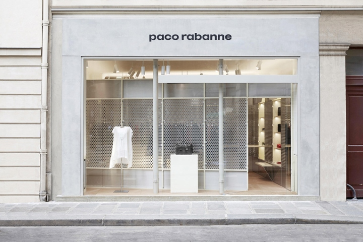 Paco Rabanne -flagship-store-by-Kersten-Geers-and-David-van-Severen-Paris-France