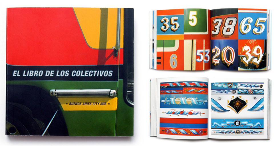 El libro de los Colectivos, diseño de ZkySky (2005).