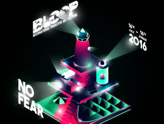 Bloop, el primer festival de arte proactivo