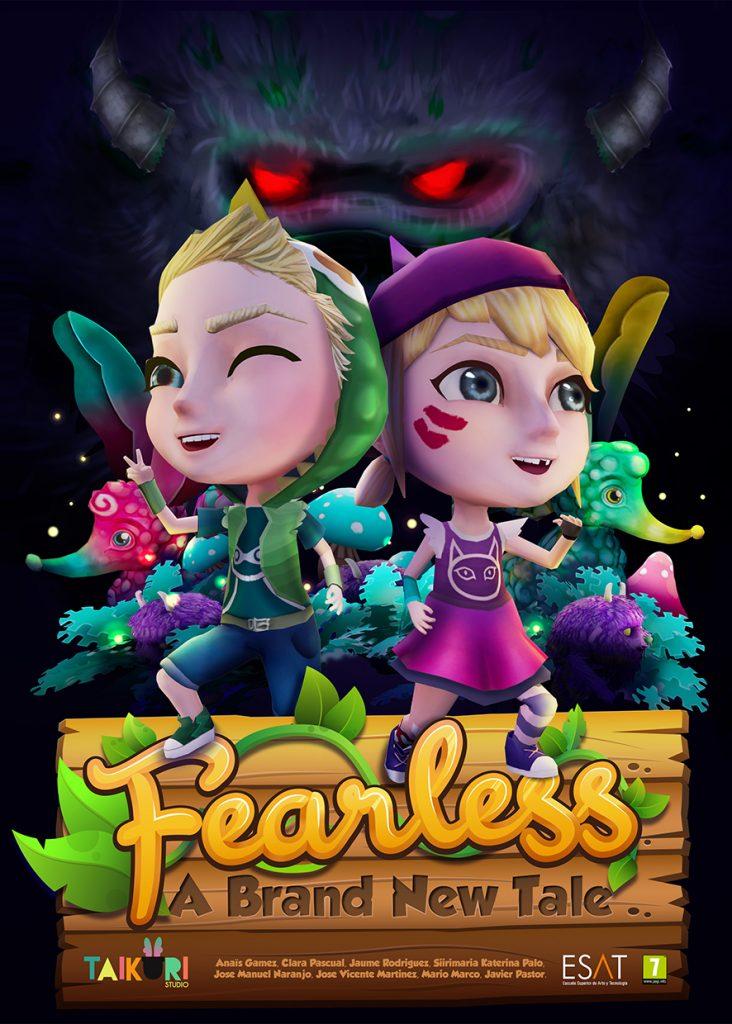 Fearless - Los estudiantes también entran en el juego de la +AAA