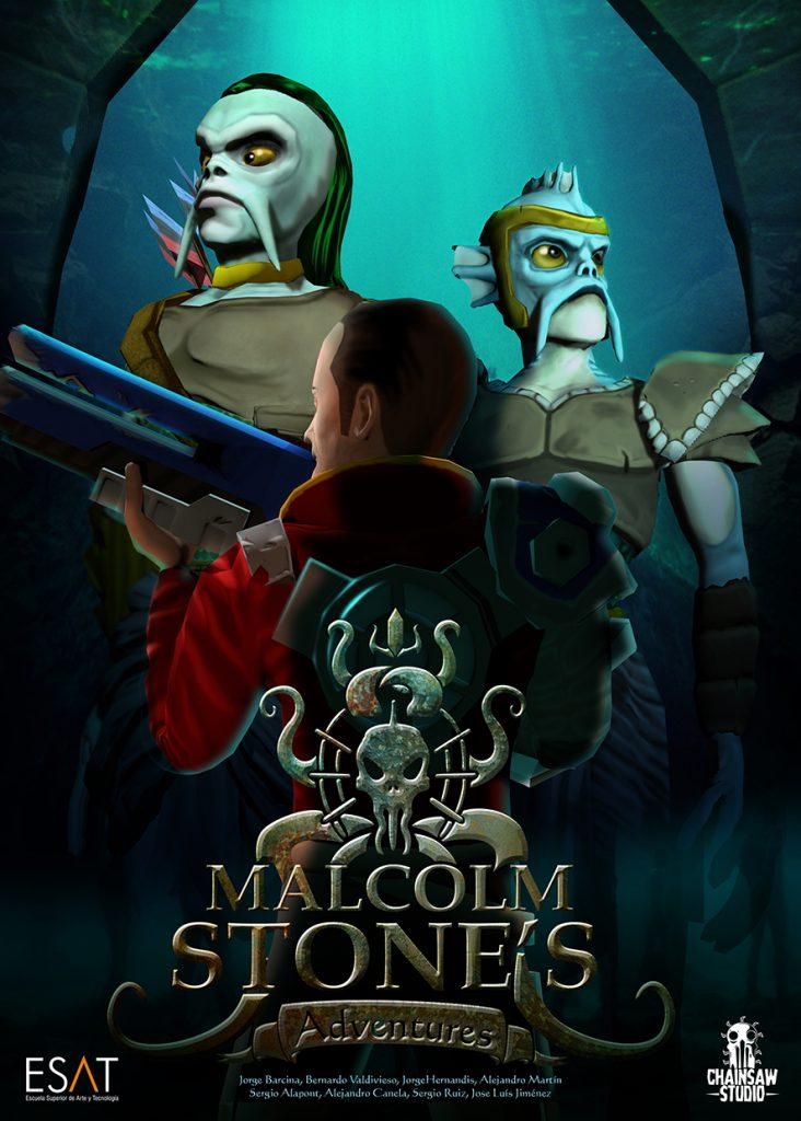 Malcom Stone´s Adventures - Los estudiantes también entran en el juego de la +AAA