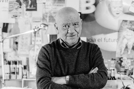 Mario Eskenazi, referente del diseño gráfico español